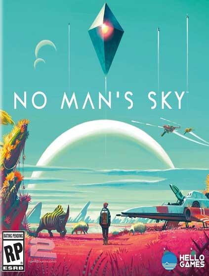 No Mans Sky | تاپ 2 دانلود