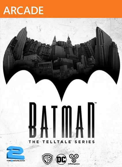 Batman The Telltale Series | تاپ 2 دانلود