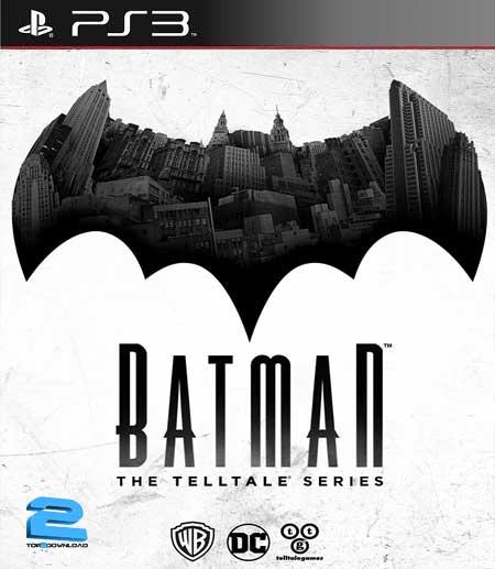Batman The Telltale Series | تاپ 2 دانلود