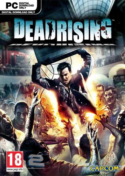 DEAD RISING | تاپ 2 دانلود