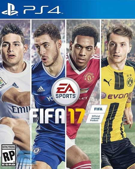EA SPORTS FIFA 17   تاپ 2 دانلود
