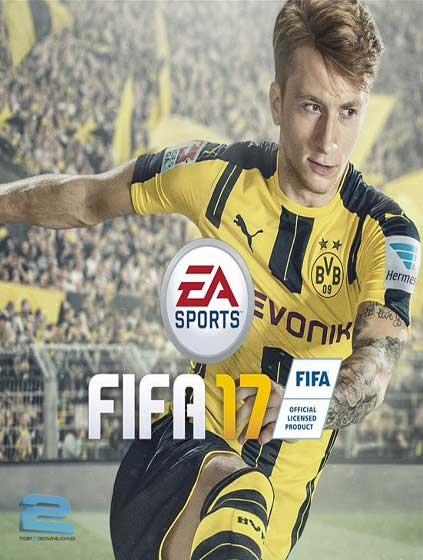 EA SPORTS FIFA 17 | تاپ 2 دانلود