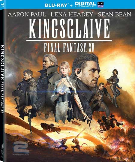 Kingsglaive Final Fantasy XV 2016 | تاپ 2 دانلود