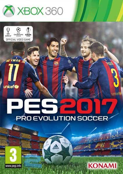 Pro Evolution Soccer 2017 | تاپ 2 دانلود