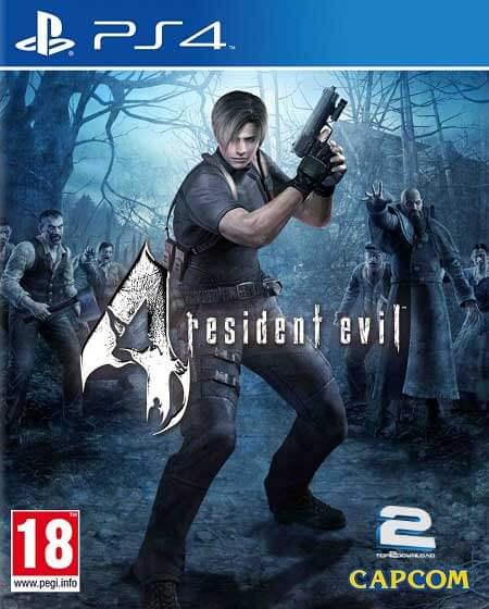 Resident Evil 4 | تاپ 2 دانلود