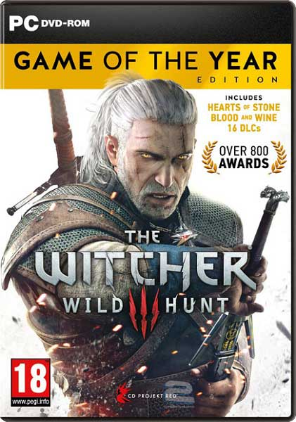 The Witcher 3 Wild Hunt Game of the Year Edition | تاپ 2 دانلود