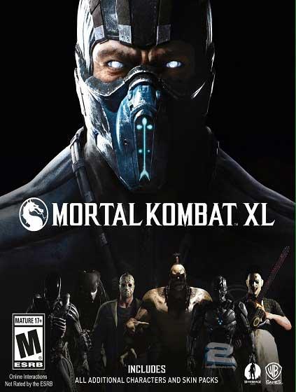Mortal Kombat XL | تاپ 2 دانلود