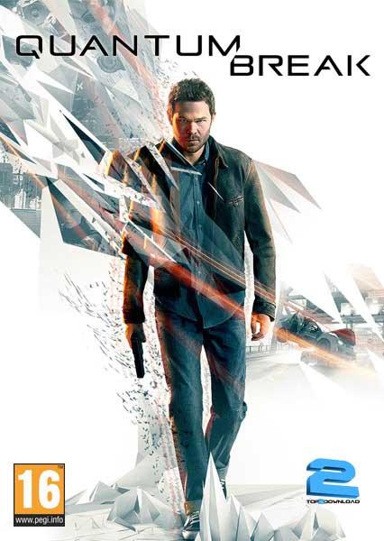 Quantum Break | تاپ 2 دانلود
