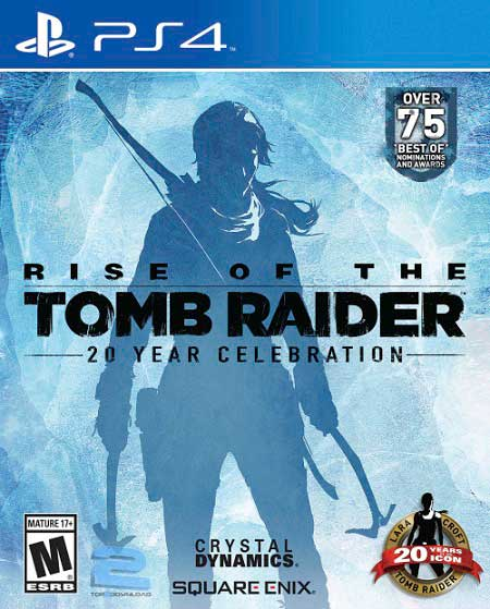 Rise of the Tomb Raider 20 Year Celebration | تاپ 2 دانلود