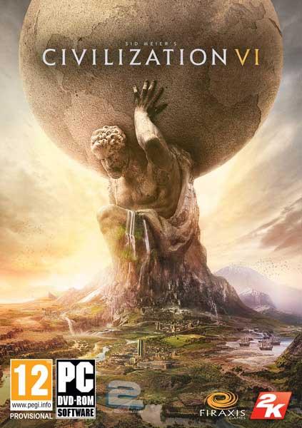 Sid Meiers Civilization VI | تاپ 2 دانلود