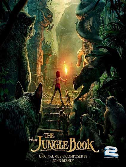 The Jungle Book 2016 | تاپ 2 دانلود