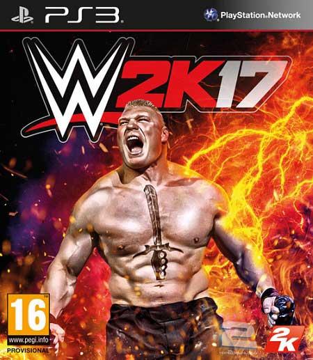 WWE 2K17 | تاپ 2 دانلود