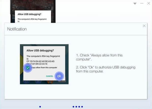 kingoroot-allow-usb-debugging