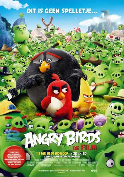 Angry Birds 2016 | تاپ 2 دانلود