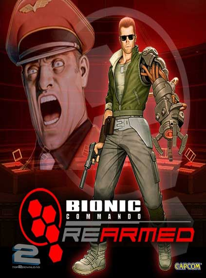 Bionic Commando Rearmed | تاپ 2 دانلود