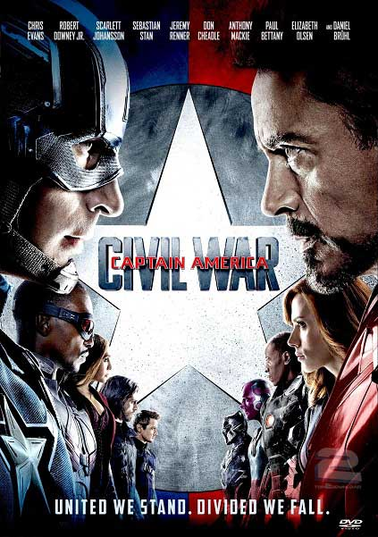 Captain America Civil War 2016 | تاپ 2 دانلود