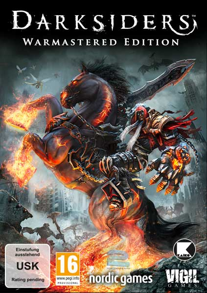 Darksiders Warmastered Edition | تاپ 2 دانلود
