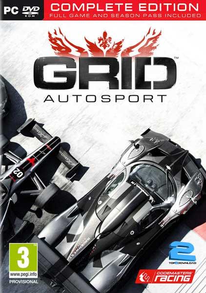 GRID Autosport Complete | تاپ 2 دانلود