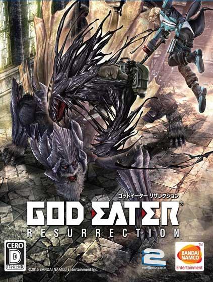 God Eater Resurrection | تاپ 2 دانلود