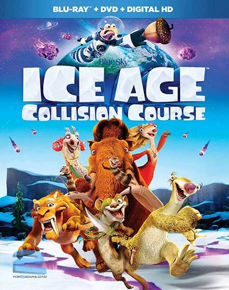 Ice Age Collision Course 2016 | تاپ 2 دانلود