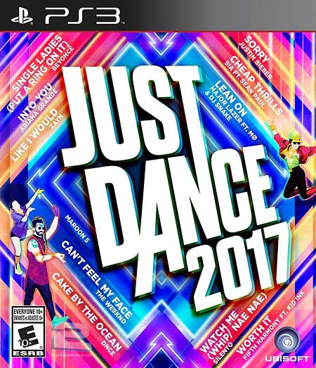 Just Dance 2017 | تاپ 2 دانلود