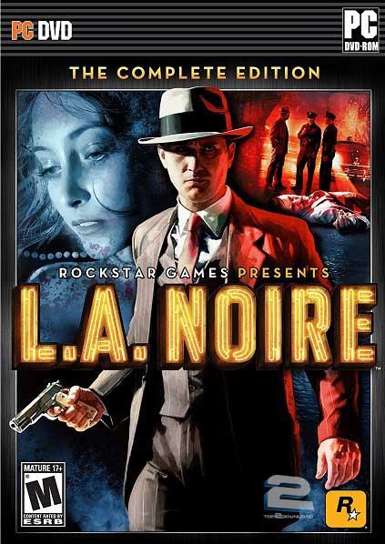 L.A Noire The Complete Edition | تاپ 2 دانلود