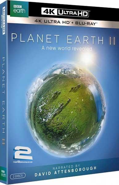 Planet Earth II | تاپ 2دانلود