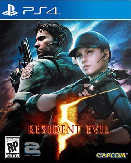 Resident Evil 5 | تاپ 2 دانلود