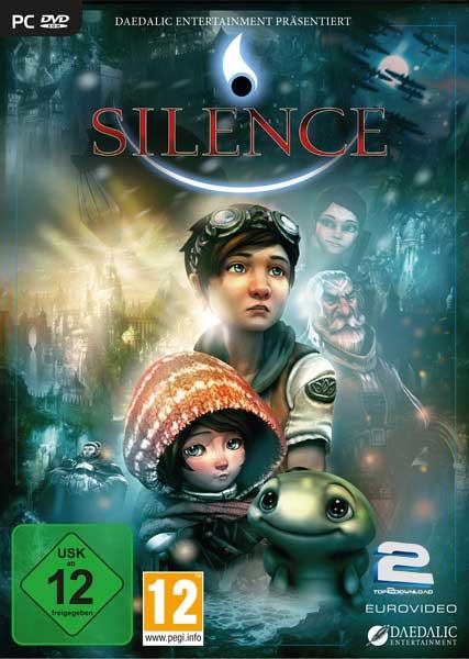 Silence | تاپ 2 دانلود