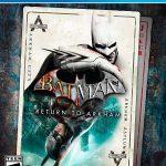 دانلود بازی Batman Return to Arkham برای PS4