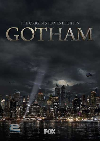 Gotham | تاپ 2 دانلود