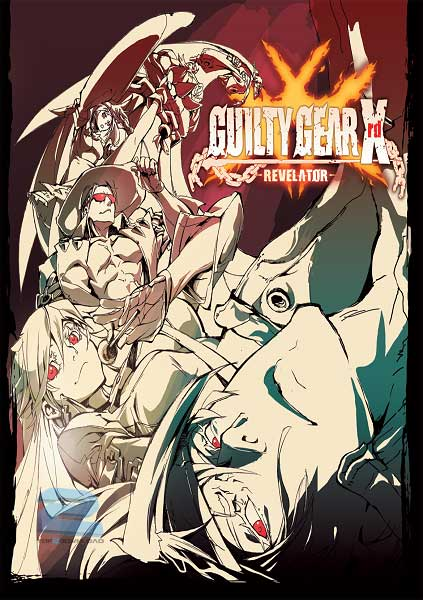 Guilty Gear Xrd REVELATOR | تاپ 2 دانلود