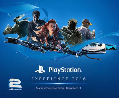 PlayStation Experience 2016 | تاپ 2 دانلود