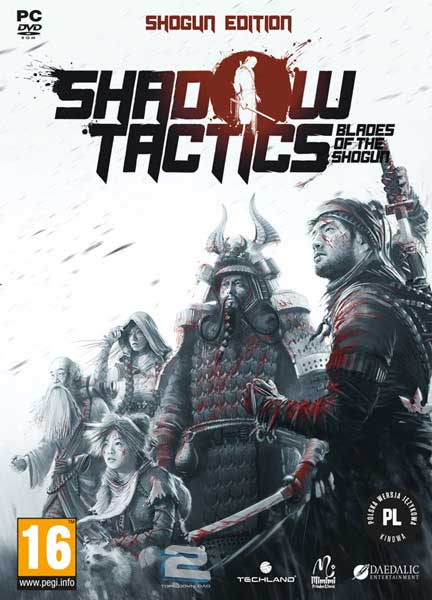 Shadow Tactics Blades of the Shogun | تاپ 2 دانلود