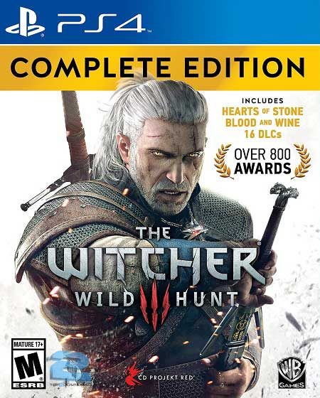 The Witcher 3 Wild Hunt Complete Edition | تاپ 2 دانلود