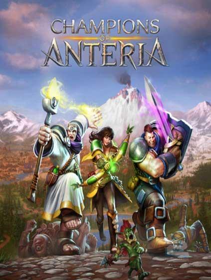 Champions of Anteria | تاپ 2 دانلود