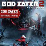 دانلود بازی GOD EATER 2 Rage Burst برای PC
