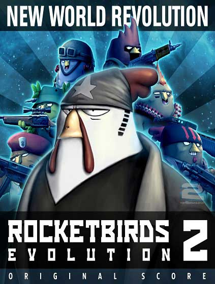 Rocketbirds 2 Evolution | تاپ 2 دانلود