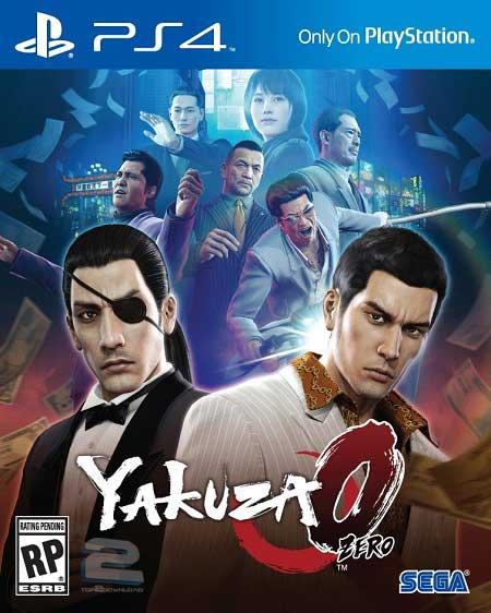 Yakuza 0 | تاپ 2 دانلود