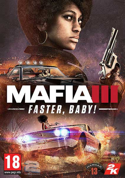 Mafia III Faster Baby | تاپ 2 دانلود
