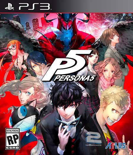 Persona 5 | تاپ 2 دانلود