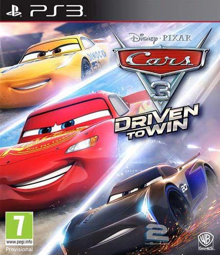Cars 3 Driven to Win | تاپ 2 دانلود
