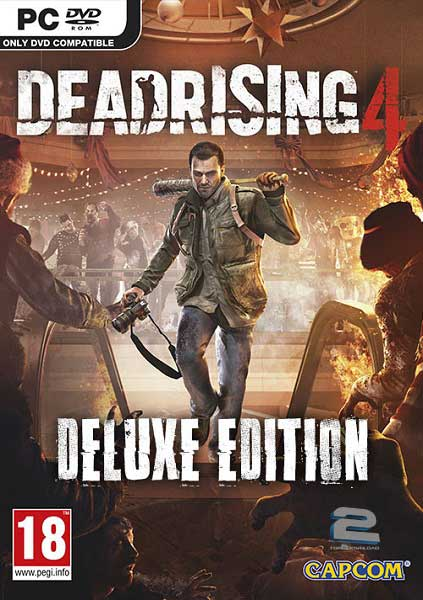 Dead Rising 4 | تاپ 2 دانلود