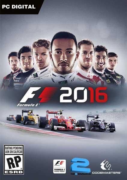 F1 2016 | تاپ 2 دانلود