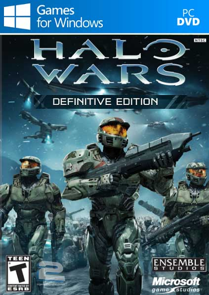 Halo Wars Definitive Edition | تاپ 2 دانلود