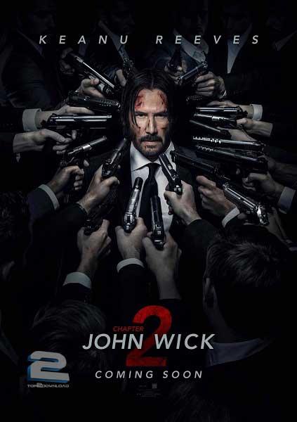 John Wick Chapter 2 2017 | تاپ 2 دانلود
