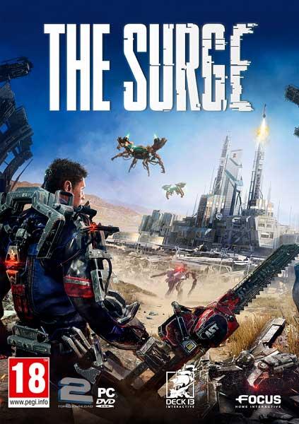 The Surge | تاپ 2 دانلود