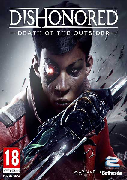 Dishonored Death of the Outsider | تاپ 2 دانلود