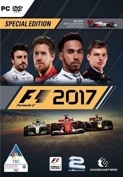 F1 2017 | تاپ 2 دانلود