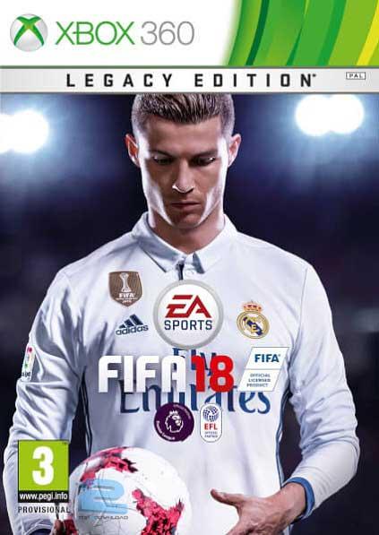 FIFA 18 | تاپ 2 دانلود